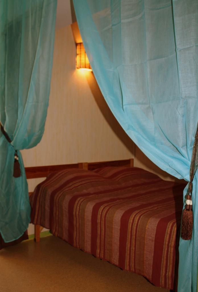 chambre double du studio kenyan