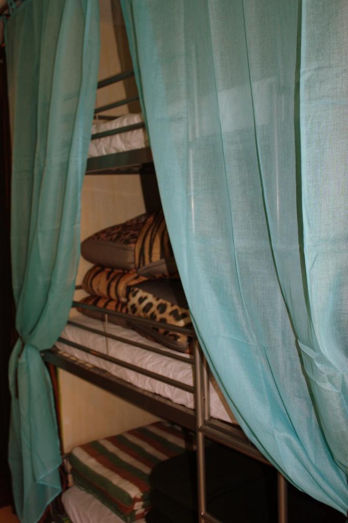 chambre 3 lits du studio kenyan