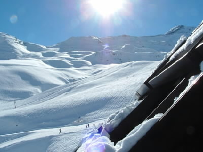 Snow and sun - Office tourisme piau engaly ...