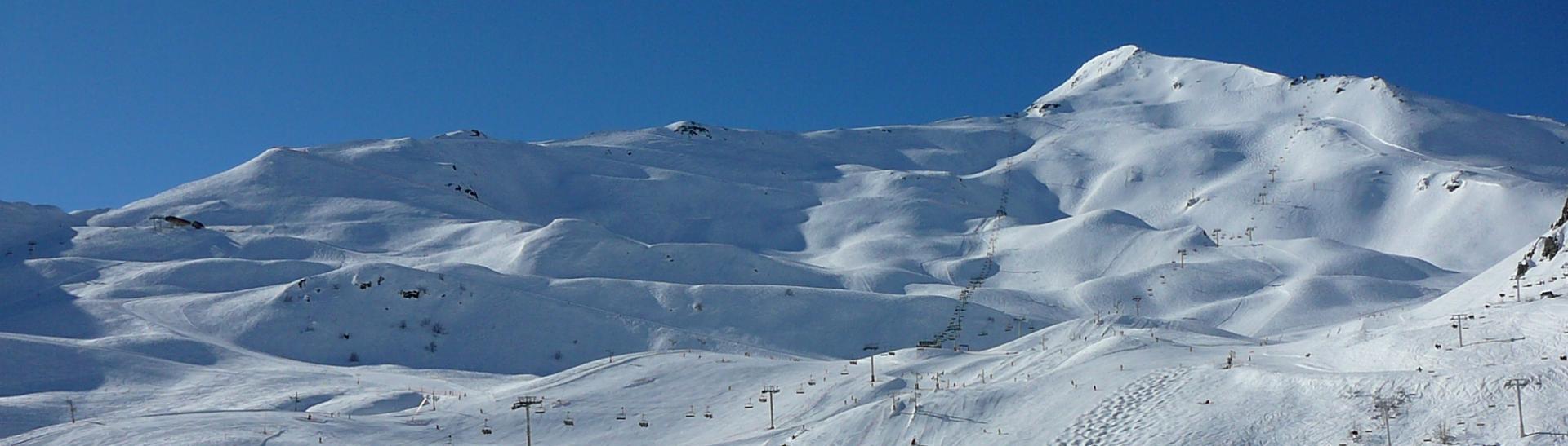La Station d'hiver de Piau Engaly